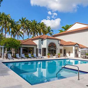 Bell Boca Town Center Pool
